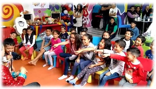 shows para fiestas infantiles en mexico